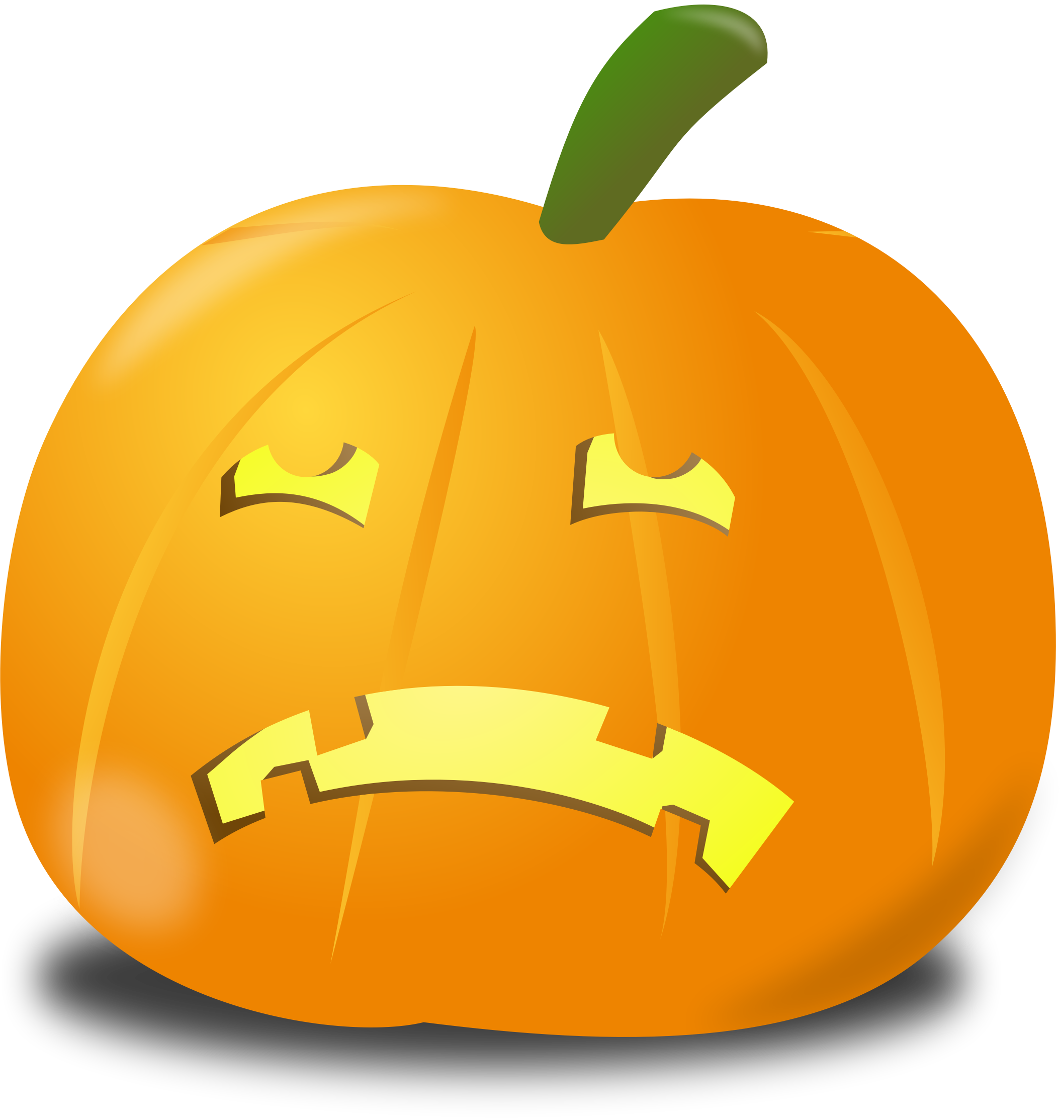 Spooky Halloween Pumpkins messages sticker-11