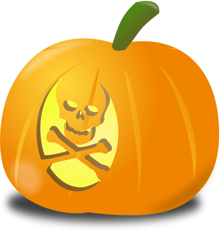 Spooky Halloween Pumpkins messages sticker-1
