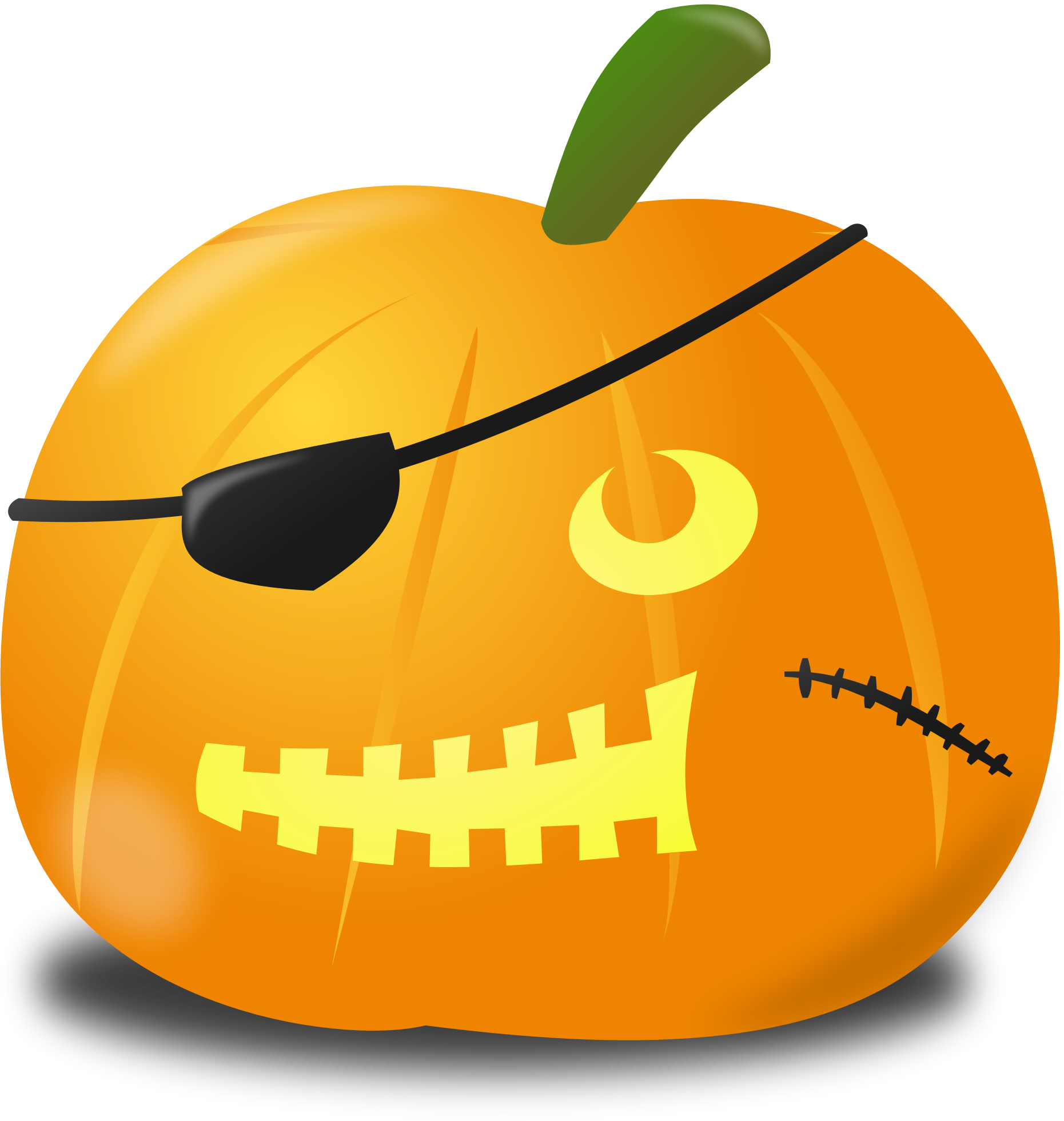 Spooky Halloween Pumpkins messages sticker-3