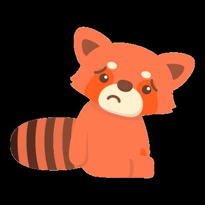 Red Pandas messages sticker-7