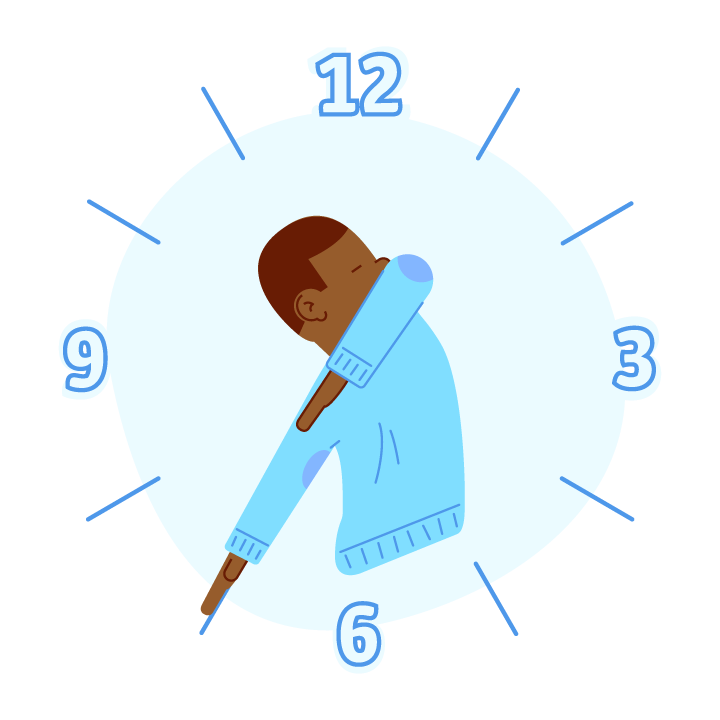 Dab O'Clock messages sticker-6