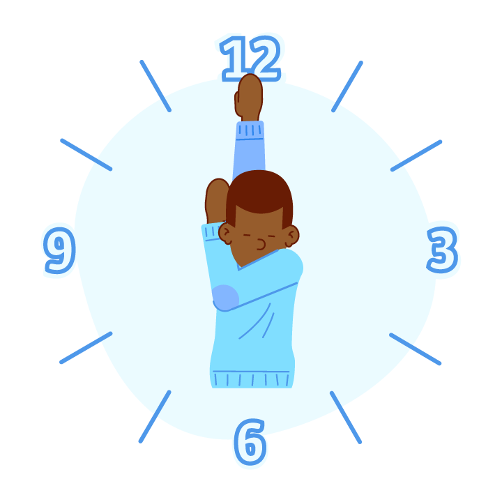 Dab O'Clock messages sticker-11