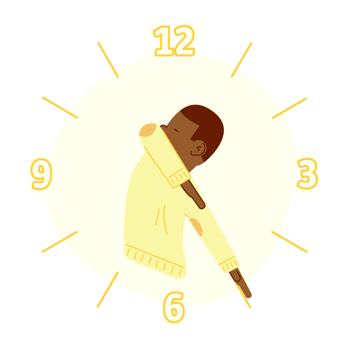Dab O'Clock messages sticker-4