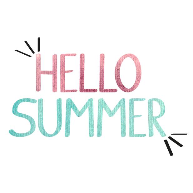 Hello Summer! messages sticker-11