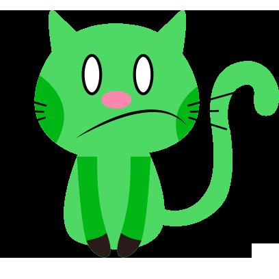 Lucky cat sticker for iMessage messages sticker-10