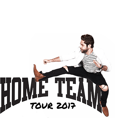 Thomas Rhett's: Home Team App messages sticker-7
