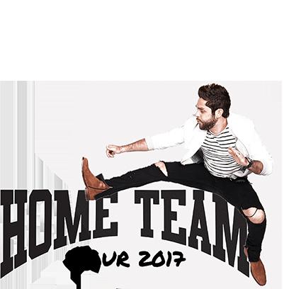 Thomas Rhett's: Home Team App messages sticker-1