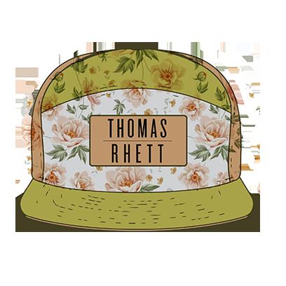 Thomas Rhett's: Home Team App messages sticker-3