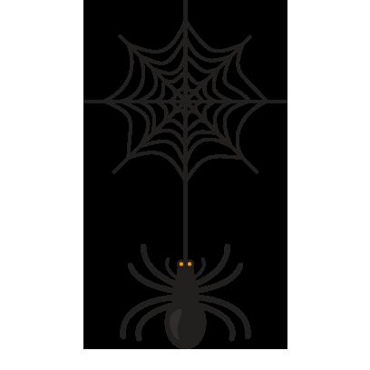 Halloween elements sticker messages sticker-1