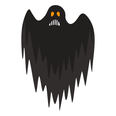 Halloween elements sticker messages sticker-0