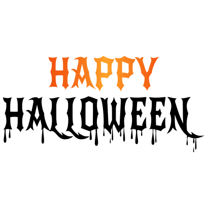 Hanging Halloween decorations messages sticker-0