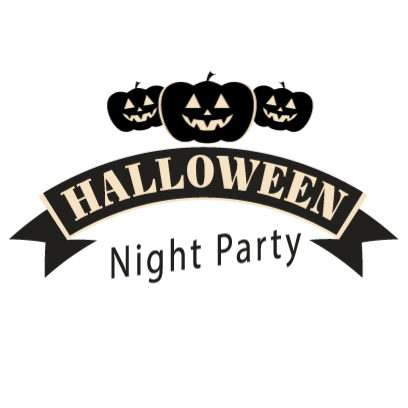 Sticker Halloween banner messages sticker-5