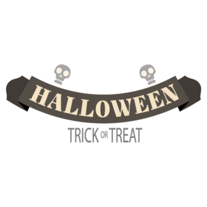 Sticker Halloween banner messages sticker-1