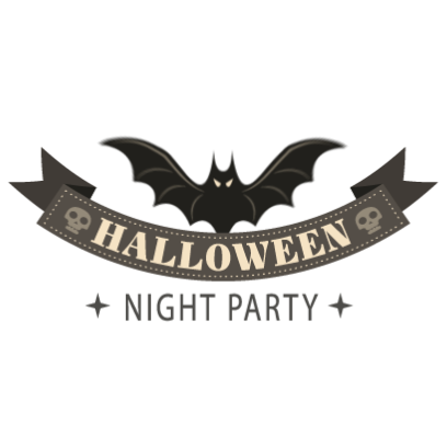 Sticker Halloween banner messages sticker-4
