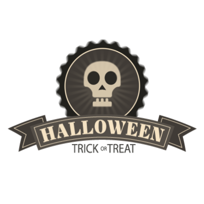 Sticker Halloween banner messages sticker-6
