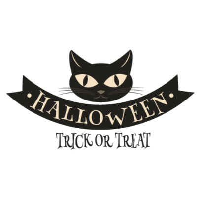 Sticker Halloween banner messages sticker-3