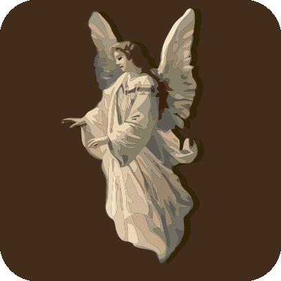 Angels sticker pack messages sticker-2