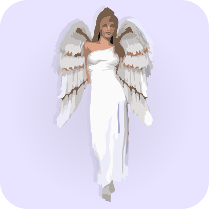 Angels sticker pack messages sticker-6