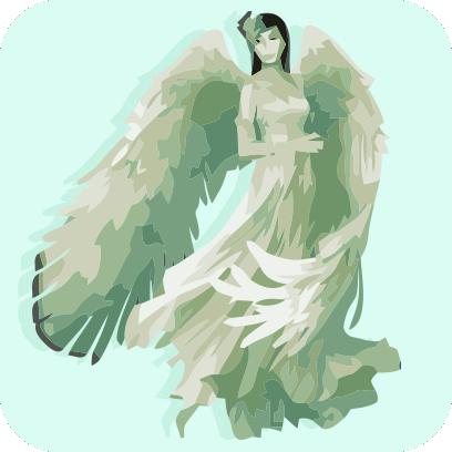 Angels sticker pack messages sticker-5