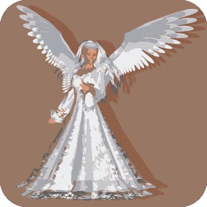 Angels sticker pack messages sticker-8
