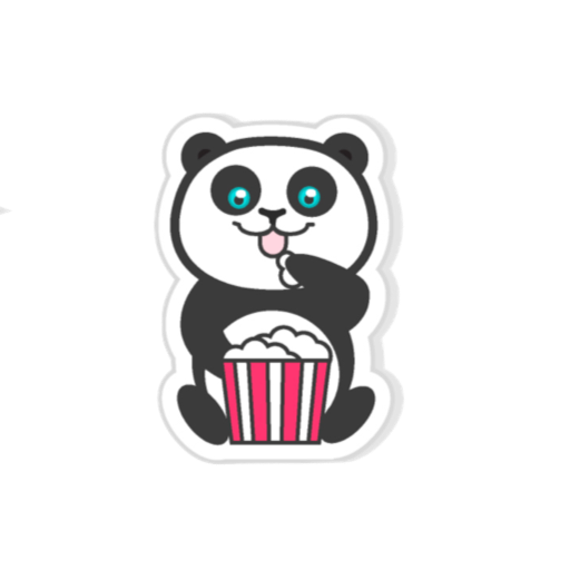 Pandamoji - stickers for message messages sticker-6