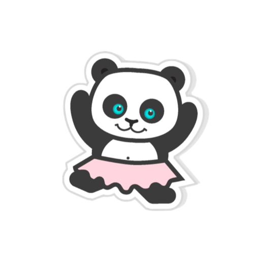 Pandamoji - stickers for message messages sticker-1