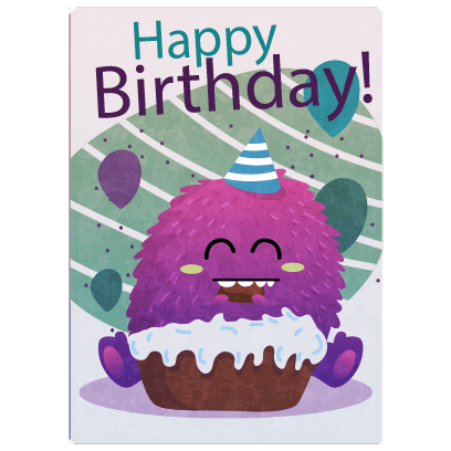 Birthday Greeting Stickers messages sticker-10