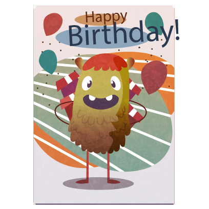 Birthday Greeting Stickers messages sticker-11