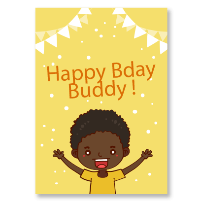 Birthday Greeting Stickers messages sticker-1