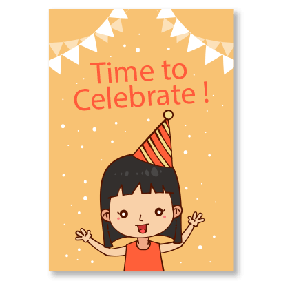 Birthday Greeting Stickers messages sticker-5
