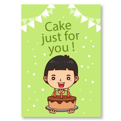 Birthday Greeting Stickers messages sticker-2
