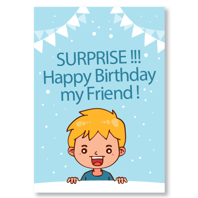 Birthday Greeting Stickers messages sticker-0