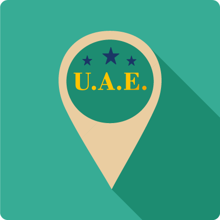 UAE Emojis: Welcome to United Arab Emirates! messages sticker-9