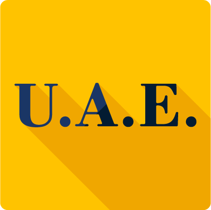 UAE Emojis: Welcome to United Arab Emirates! messages sticker-2