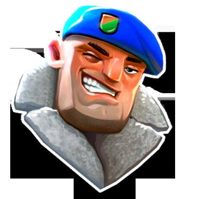 Warhands: Epic clash PvP game messages sticker-3