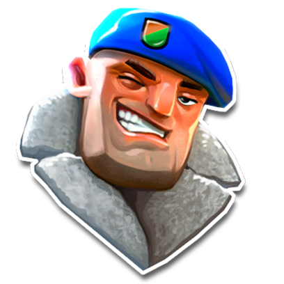 Warhands・Royale PvP clash deck messages sticker-0