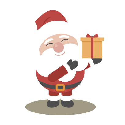 Emoji Noel christmas messages sticker-11