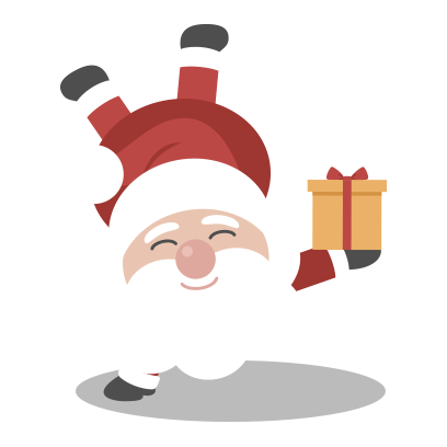 Emoji Noel christmas messages sticker-6