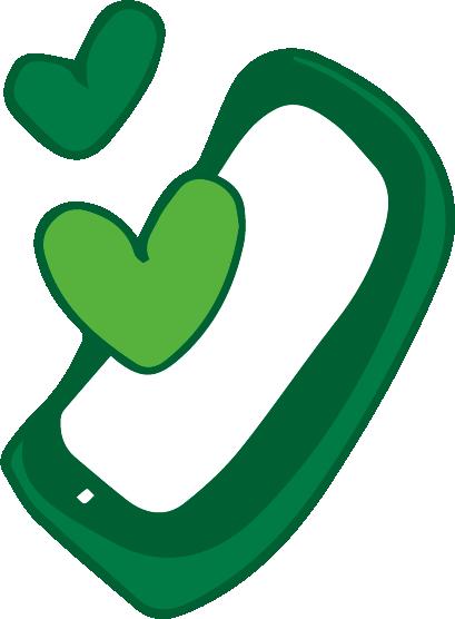 Bajen i luren by Tele2 messages sticker-8