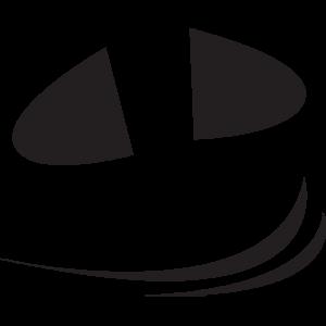 Halloween face simple emoji messages sticker-8