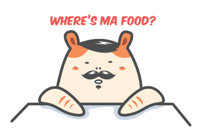 Cartoon Hamster Sticker Pack messages sticker-6