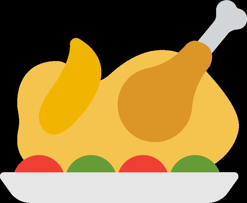 Thanksgiving Turkey Stickers messages sticker-4