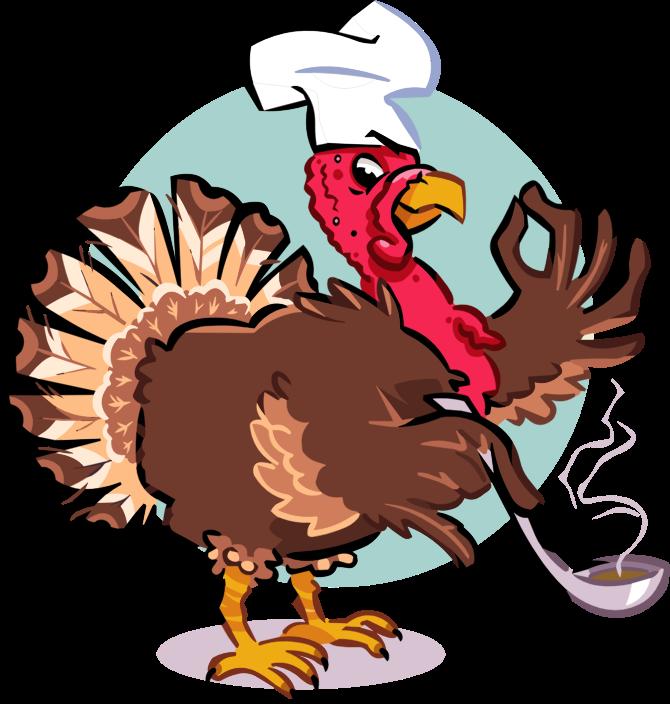 Thanksgiving Turkey Stickers messages sticker-8