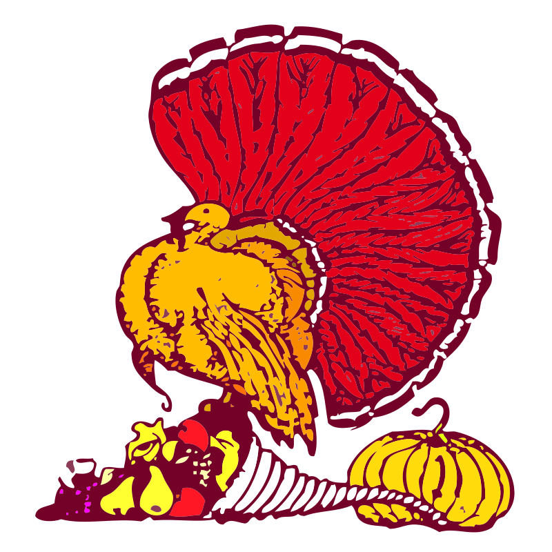 Thanksgiving Turkey Stickers messages sticker-10