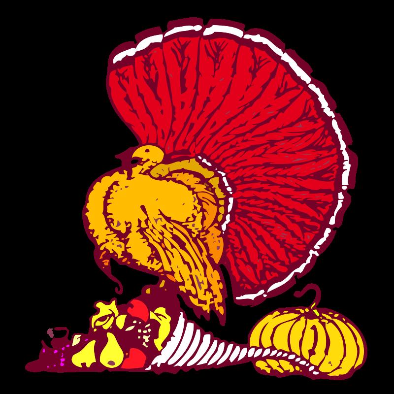 Thanksgiving Turkey Stickers messages sticker-10