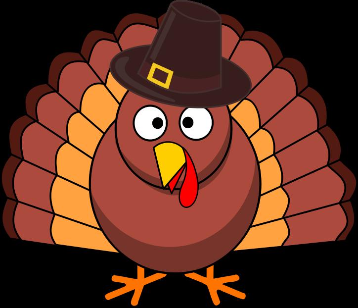 Thanksgiving Turkey Stickers messages sticker-0