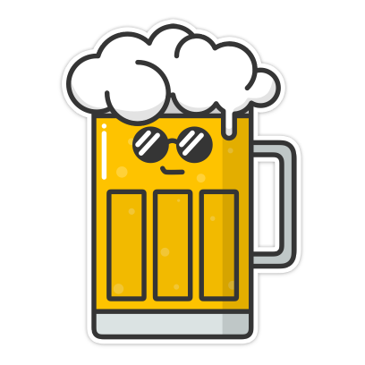 Drink Buddies messages sticker-0