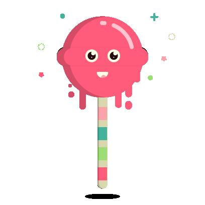 Ezy the Lollipop messages sticker-7