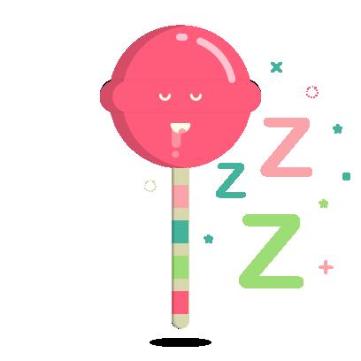 Ezy the Lollipop messages sticker-3