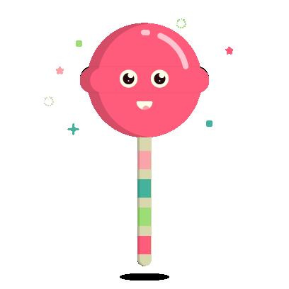 Ezy the Lollipop messages sticker-0